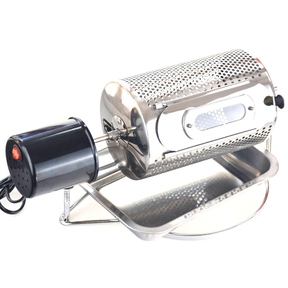 BN90 110V/220V Coffee Beans Roaster Stainless Steel Cafe Bean Roasting Machine