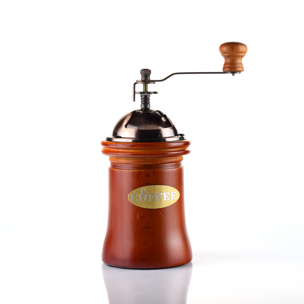 Ecocoffee BM145 Wooden Coffee Grinder