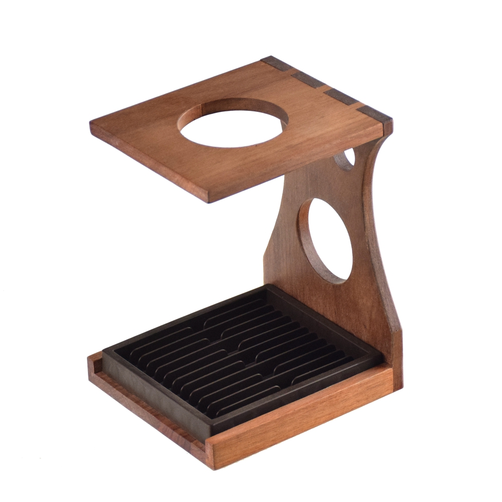 Ecocoffee F815 Rosewood Dripper Station